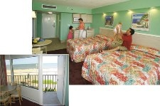 2 room efficiency $180 The Schooner Inn - A Virginia Beach Oceanfront Hotel