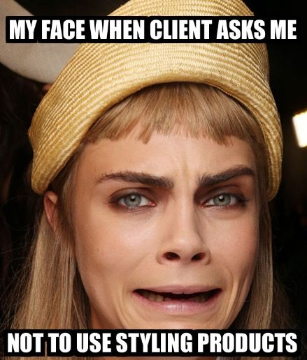 Funny Memes For Hairstylists : Best images about hair stylist problems on pinterest