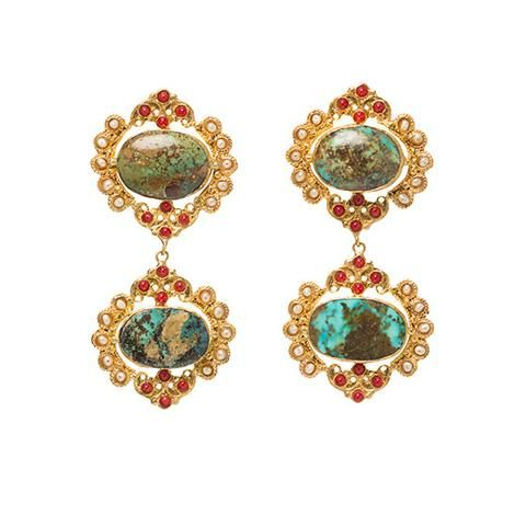 Alania Earrings