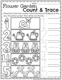118 best Preschool Worksheets images on Pinterest