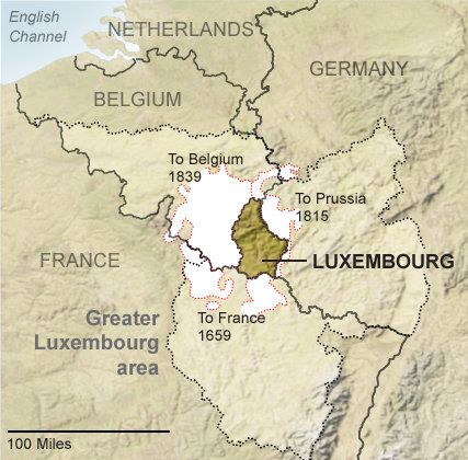 Oh, Greater Luxembourg...