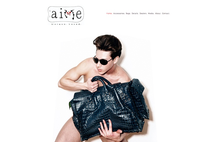Introducing  a new look for Aime by W