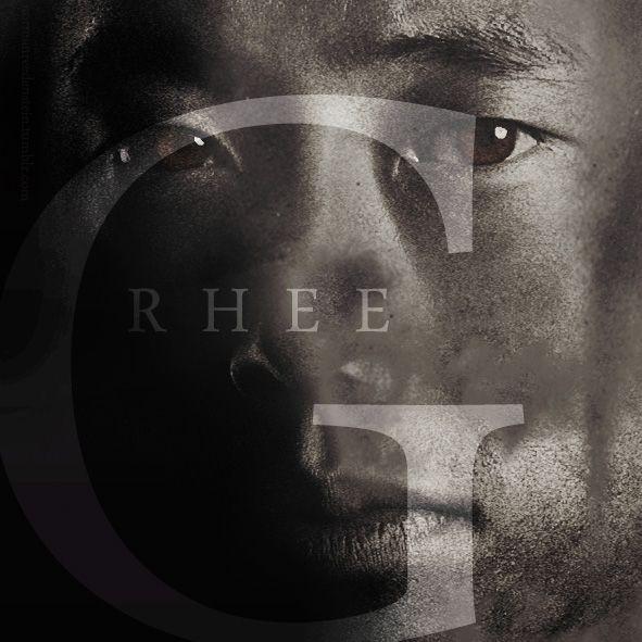 Glenn Rhee ~ The Walking Dead Fan Art