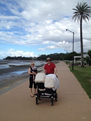 If you're after some fresh air and a boost in Vitamin D, check out these pram friendly walks: 1. By the Sea: Shorncliffe to Sandgate 2. In the Bush: Stockard Creek Circuit at Koala Bushlands 3. By the River: Teneriffe to New Farm