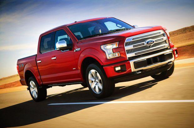 One of the best #pickup trucks of 2015 - the 2015 Ford F-150 #trucks #pickuptrucks