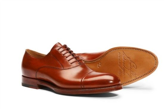 Bally Mens Shoes for Winter 2014