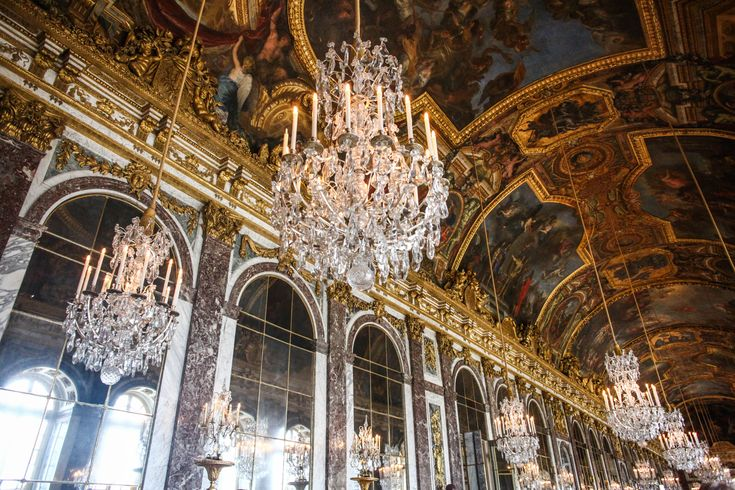 Versailles mirror room