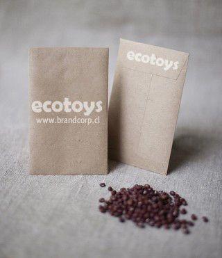 Paquete de semillas promocional