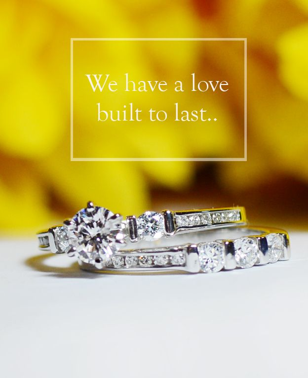 his 14K Gold Diamond Designer Engagement Ring set consists of a diamond engagement ring and matching diamond band. The ring showcases a 0.50 carat round diamond in the center and 0.34 carats of round diamonds on the sides for a total of 0.84 carats of dazzling diamonds. The Engagement band showcases 0.44 carats of dazzling round diamonds. This set is available in Platinum, 18k or 14k yellow, rose, white gold, various sizes