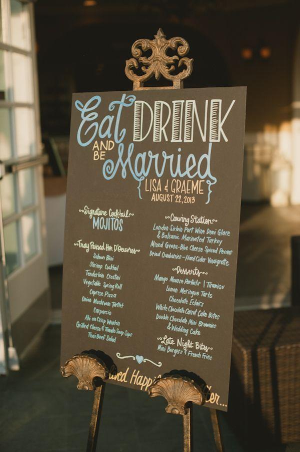 Pretty Manhattan Beach, California Wedding and Cocktail Reception – Lisa and Graeme