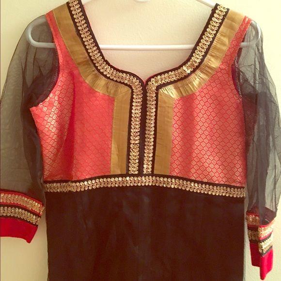 New Indian anarkali dress Brand new Dresses Midi