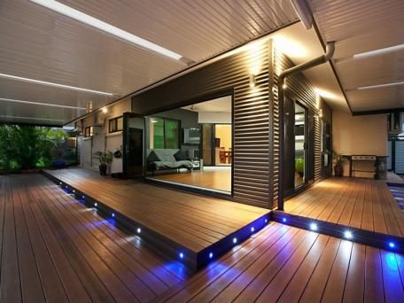 Love the decking and enclosed alfresco area (from the floor plans it looks like originally it was a verandah)