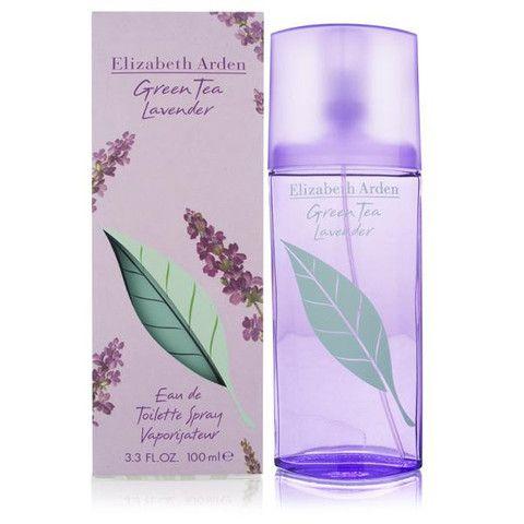 Elizabeth Arden Green Tea Lavender 100ml EDT (W)