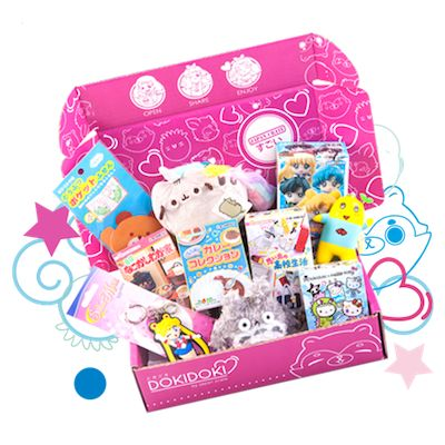 Doki Doki by Japan Crate - A Monthly Crate for Everything Kawaii