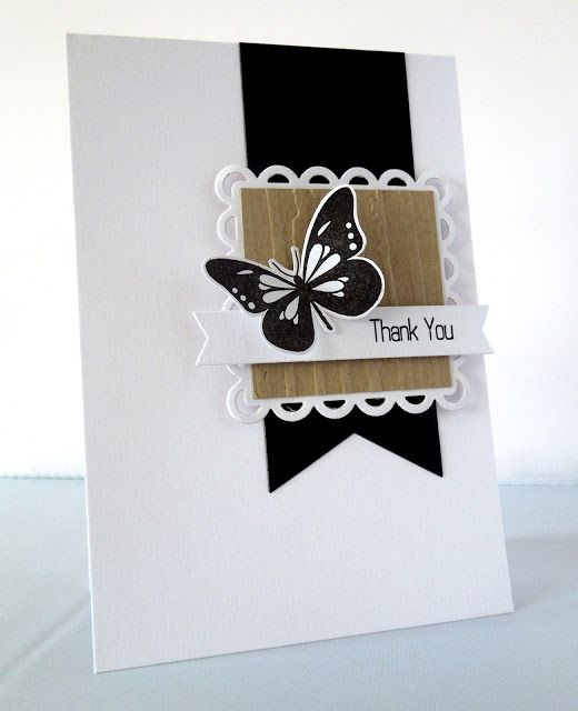 Simple and pretty, perfect for invitations too!