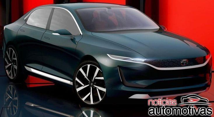 #autonews Tata eVision mostra que indiana quer imagem premium: A Tata Motors está… #_Destaque #Carros_Conceito #India #noticiasautomotivas