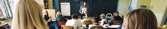 Norway Educational System