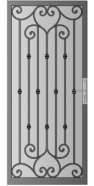 25 Best Ideas About Security Gates On Pinterest Steel