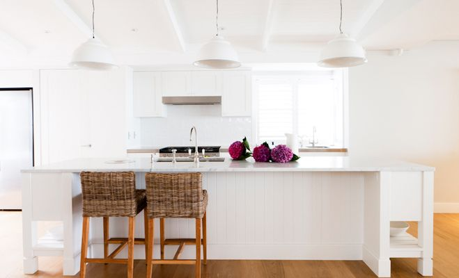 Hudson Parade Kitchen #design #kitchen #home #decor #white #country #provincial