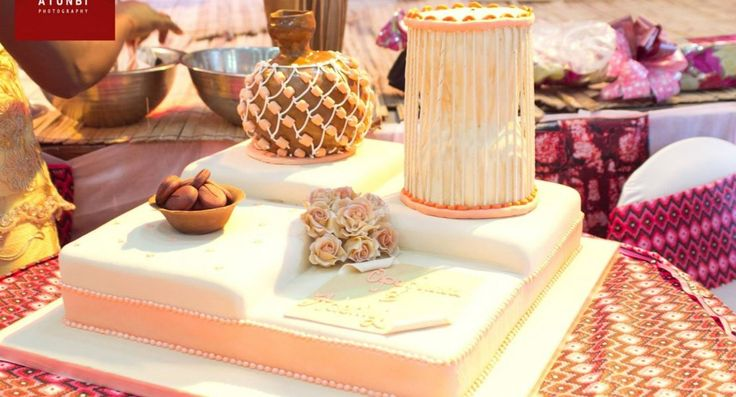 Nigerian Wedding: 11 Beautiful Nigerian Traditional Wedding Cake Ideas - Nigeria: Nigerian Wedding's Blog