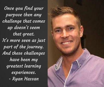 Inspiring People: Ryan Hassan, the Melbourne Centre of Healing Ryan Hassan has been in a dark place he hopes no one else has to experience. Ryan's personal experience with drug addiction and being on the wrong side of the law is what inspired him to create the Melbourne Centre of Healing. Here's how he got to where he is today... #InspiringPeople #interviews #GoalSetting