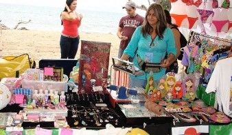 75 stand ofrecerán comida típica de la zonas y otros 75 más artesanías religiosas