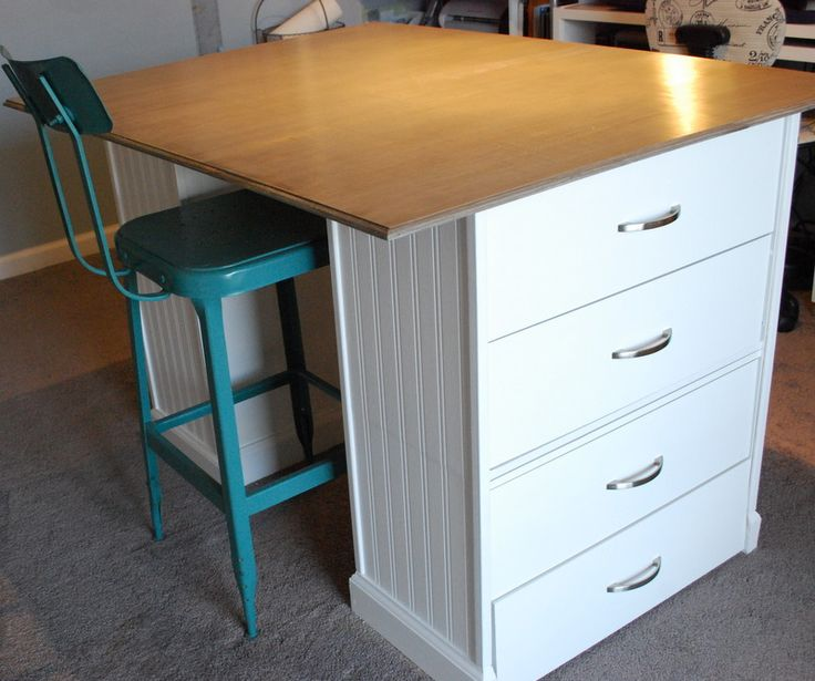 Sewing Room Cutting Table Ideas