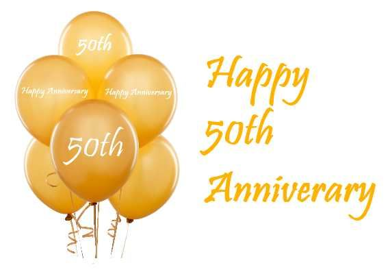 10 50th Anniversary Clip Art Free Free Cliparts That You Can Download