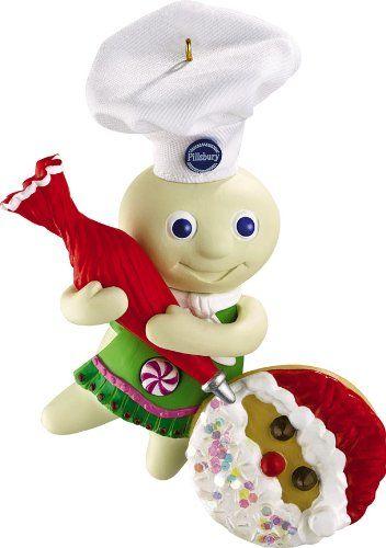 Carlton Heirloom Pillsbury Doughboy - Magic Ornament
