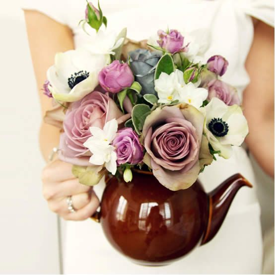 Silk Wedding Flowers Leicestershire : Rebel florist e quot you can never get a cup of