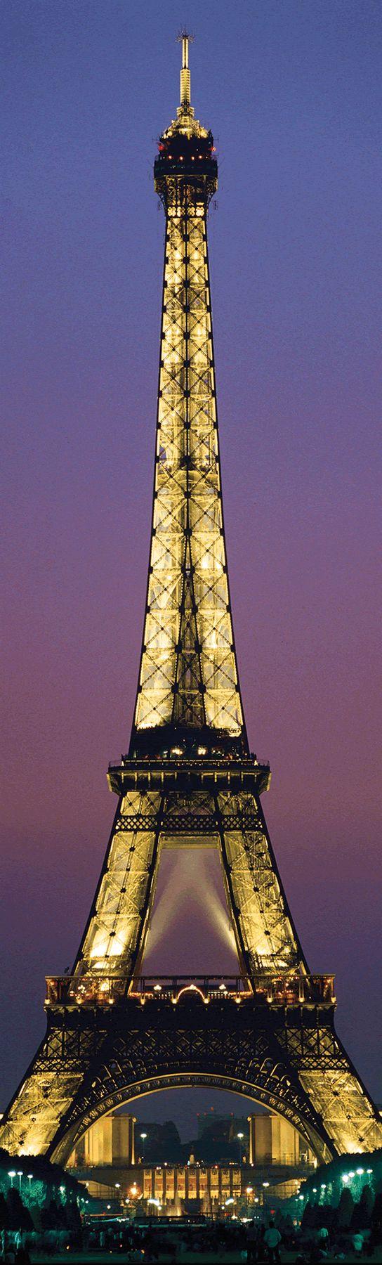 Eiffel, Paris. 【H.I.S.】パリのエッフェル塔。