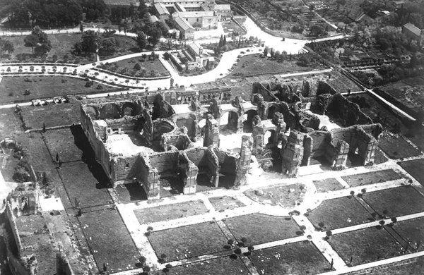 Terme di Caracalla (sconosciuto, 1925)