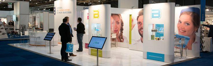 Beursstands - de mooiste stands en designs | Expo Display Service