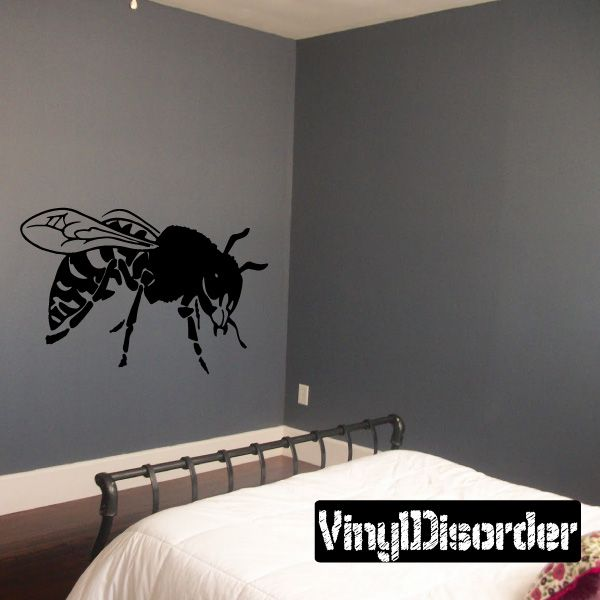 Insect Wall Decal - Vinyl Decal - Car Decal - DC237