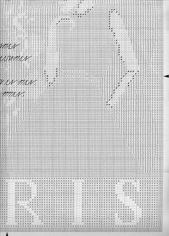 Solo Patrones Punto Cruz (pág. 80)   Aprender manualidades es facilisimo.com