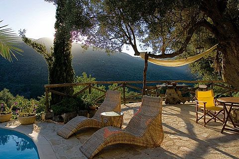 Pavezzo Country House Hotel, Island of Lefkas, Greece