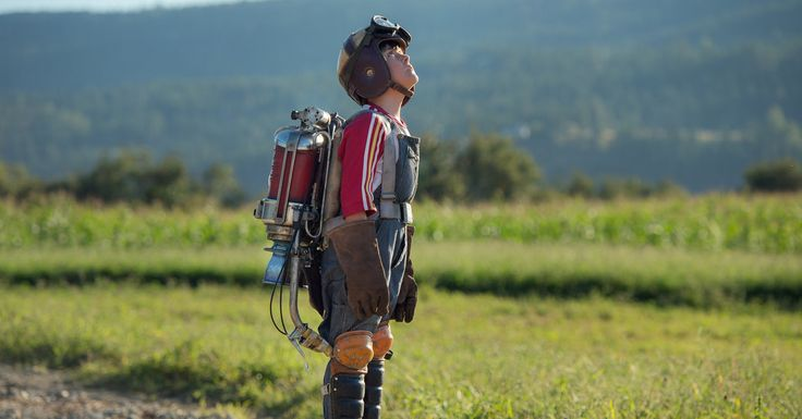 Review: 'Tomorrowland,' Brad Bird's Lesson in Optimism by A.O. Scott