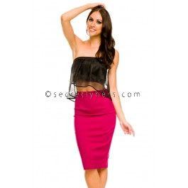 Shayna Pencil Skirt
