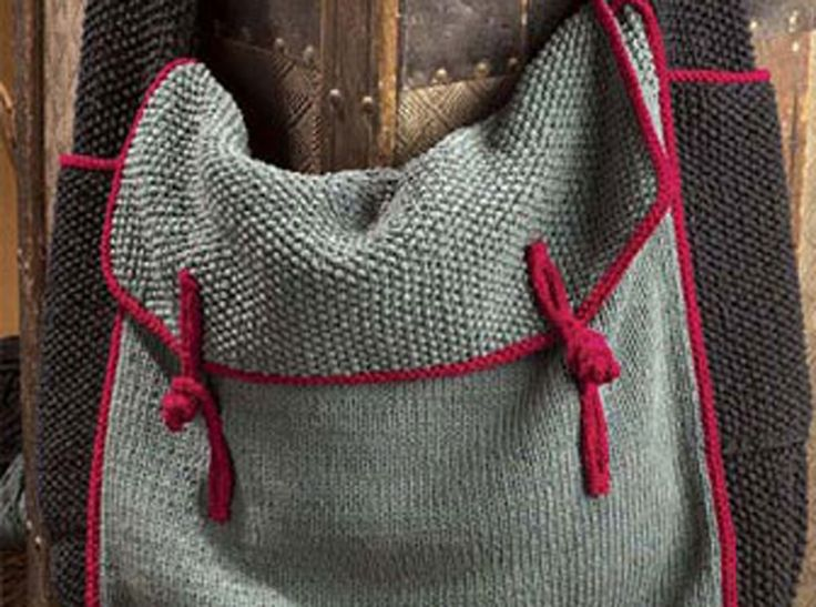 1000+ ideas about Knitting Bags on Pinterest Selling Online, Wool Yarn and ...