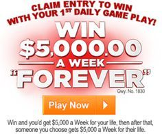 Lotto Online - Free to Play Scratch Off Game - Instant Winners Every Day | PCHLotto | PCHLotto