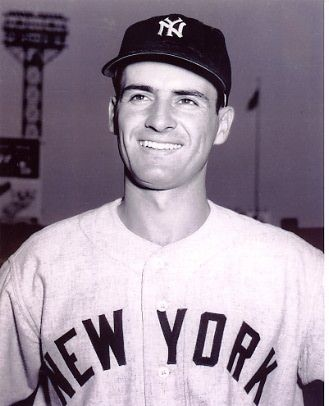 Famous New York Yankees | Jerry Coleman New York Yankees 8X10 Photo