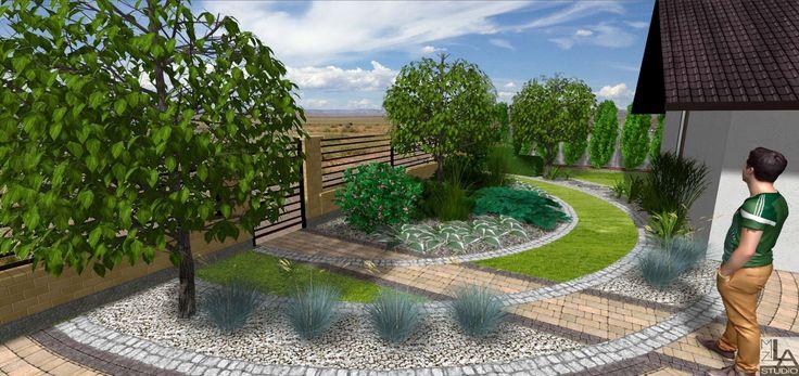 Projekt Ogrodu - Kompozycja
