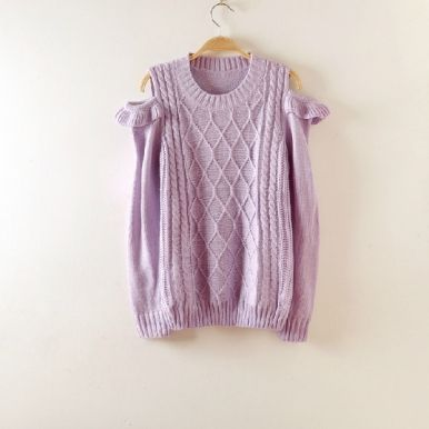 http://www.jollychic.com/p/sweet-off-shoulder-round-collar-purple-sweaters-g10157.html?a_aid=mariemvs
