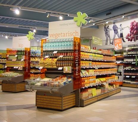 27 best Supermarket images on Pinterest | Store design ...