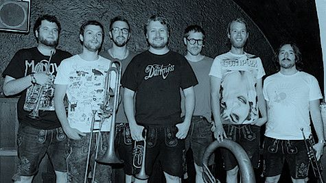 La Brass Banda The musicians, who have since become a Bavarian cult band, are celebrated for their rousing Liveshows - go to blow music! Bavarian Gypsy Brass. Pure Energy Bergfestival 2016 Rock music Festival in the Austrian Mountains. 2-4th December 2016