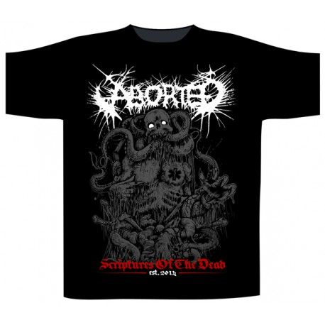 Tricou Aborted: Scriptures of the Dead