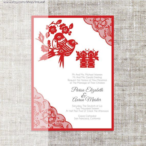 Chinese Wedding Invitations Nyc: Pin On Products