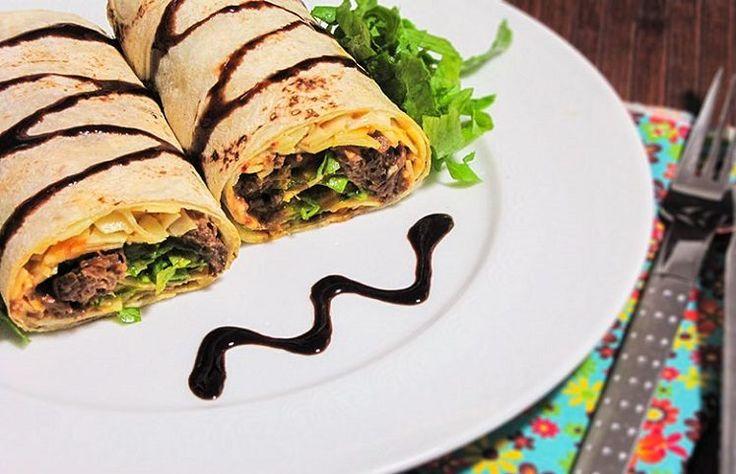 26 receitas de wrap para uma refeição prática e rápida