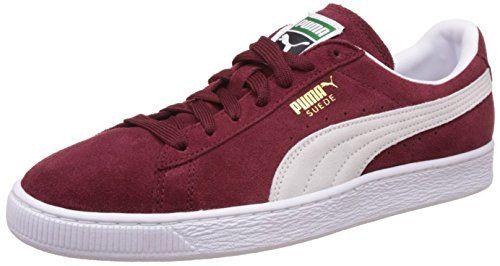 Puma Suede Classic+ - Sneakers Basses - Mixte Adulte - Ro... https://www.amazon.fr/dp/B00DNY1TQO/ref=cm_sw_r_pi_dp_x_aH8FybYRPR5N9