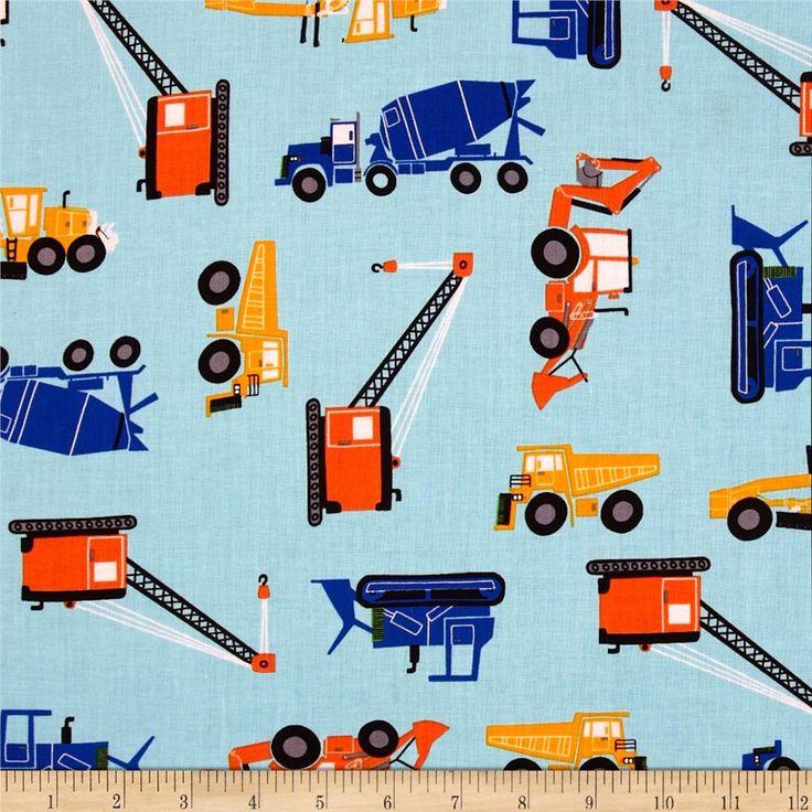 Image Result For Construction Nursery Beddinga